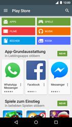 Motorola Moto G 3rd Gen. (2015) - Apps - Konto anlegen und einrichten - 17 / 18