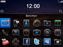 BlackBerry 9780 Bold - Instellingen - ontvangen via SMS - Stap 9