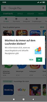 Xiaomi Mi Mix 3 5G - Apps - Nach App-Updates suchen - Schritt 3