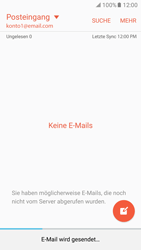 Samsung Galaxy S7 - E-Mail - E-Mail versenden - 20 / 21