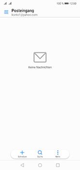 Huawei P20 Lite - E-Mail - Konto einrichten (yahoo) - Schritt 3