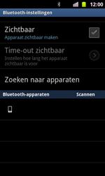 Samsung I8160 Galaxy Ace II - Bluetooth - koppelen met ander apparaat - Stap 9