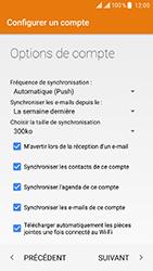 ZTE Blade V8 - E-mail - Configuration manuelle (outlook) - Étape 11