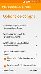 Alcatel U5 - E-mails - Ajouter ou modifier votre compte Outlook - Étape 10