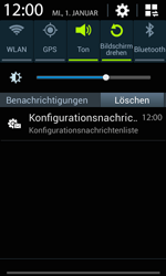 Samsung Galaxy Core Plus - MMS - Automatische Konfiguration - 5 / 12