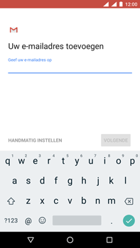 Nokia 6.1 (Dual SIM) - E-mail - Account instellen (IMAP met SMTP-verificatie) - Stap 8