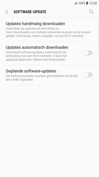 Samsung Samsung G928 Galaxy S6 Edge + (Android N) - Toestel - Software update - Stap 6