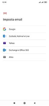 Xiaomi Mi Mix 3 5G - E-mail - configurazione manuale - Fase 7