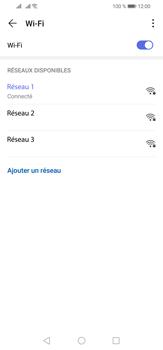 Huawei P30 Lite - WiFi - Configuration du WiFi - Étape 8
