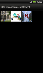 HTC C525u One SV - MMS - envoi d'images - Étape 14