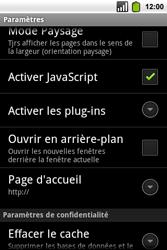 Alcatel OT-991 Smart - Internet - Configuration manuelle - Étape 19