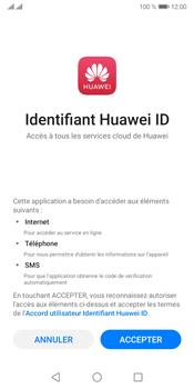 Huawei Y5P - Applications - Créer un compte - Étape 10