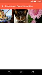 HTC One M8 - MMS - Erstellen und senden - 0 / 0