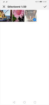 Huawei P30 Pro - E-mail - envoyer un e-mail - Étape 14