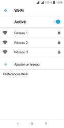 Alcatel 1 - Internet et connexion - Accéder au réseau Wi-Fi - Étape 7