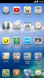 Bouygues Telecom Ultym 5 - E-mails - Ajouter ou modifier un compte e-mail - Étape 3