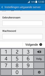 Samsung G357 Galaxy Ace 4 - E-mail - e-mail instellen: POP3 - Stap 15