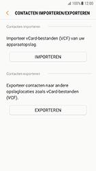 Samsung Galaxy S7 - Android N - Contacten en data - Contacten kopiëren van SIM naar toestel - Stap 11