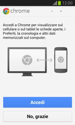 Samsung Galaxy Trend Lite - Internet e roaming dati - Uso di Internet - Fase 5