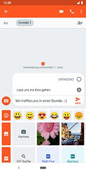 Google Pixel 3 - MMS - Erstellen und senden - 13 / 21