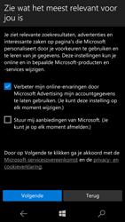 Microsoft Lumia 950 - Applicaties - Account aanmaken - Stap 16