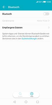 Huawei Honor 9 Lite - Bluetooth - Geräte koppeln - Schritt 8