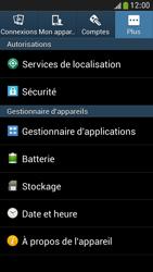 Samsung Galaxy S 4 Mini LTE - Logiciels - Installation de mises à jour - Étape 6