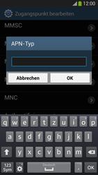 Samsung SM-G3815 Galaxy Express 2 - Internet und Datenroaming - Manuelle Konfiguration - Schritt 14