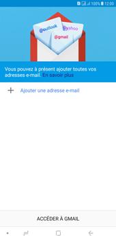 Samsung Galaxy J4+ - E-mails - Ajouter ou modifier votre compte Gmail - Étape 6