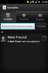 Sony Xperia Tipo Dual - E-Mail - E-Mail versenden - 6 / 18