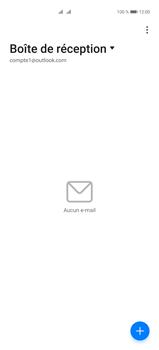 Huawei P40 Pro - E-mails - Ajouter ou modifier votre compte Outlook - Étape 8