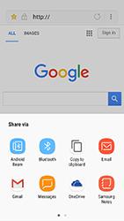 Samsung Galaxy J5 (2017) - Internet - Internet browsing - Step 20