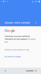 Samsung Galaxy J3 (2016) - Premiers pas - Créer un compte - Étape 9