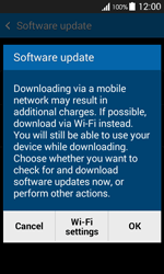 Samsung G357 Galaxy Ace 4 - Device - Software update - Step 8