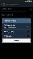 Samsung I9300 Galaxy S III - Network - Change networkmode - Step 8