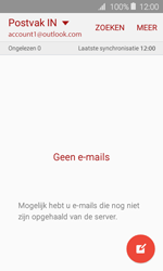 Samsung Galaxy J1 (2016) (J120) - E-mail - e-mail instellen (outlook) - Stap 4