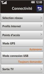 LG GC900 Viewty Smart - Internet - Configuration manuelle - Étape 8