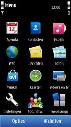 Nokia C7-00 - e-mail - hoe te versturen - stap 3