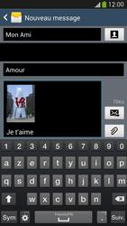 Samsung Galaxy S4 - Contact, Appels, SMS/MMS - Envoyer un MMS - Étape 20