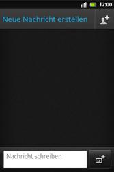 Sony Xperia Go - MMS - Erstellen und senden - 7 / 19