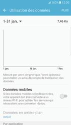 Samsung G935 Galaxy S7 Edge - Internet - Désactiver les données mobiles - Étape 6