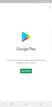 Samsung Galaxy Note9 - apps - account instellen - stap 4