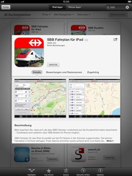 Apple iPad Retina - Apps - Installieren von Apps - Schritt 14