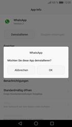Huawei Huawei P9 - Apps - Eine App deinstallieren - Schritt 7