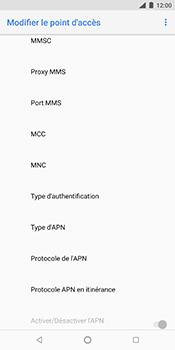 Nokia 7 Plus - Internet - Configuration manuelle - Étape 12