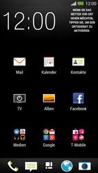 HTC One - Anrufe - Anrufe blockieren - Schritt 3