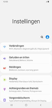 Samsung galaxy-note-9-sm-n960f-android-pie - WiFi - Handmatig instellen - Stap 4
