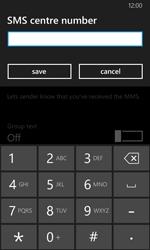 Nokia Lumia 635 - SMS - Manual configuration - Step 7