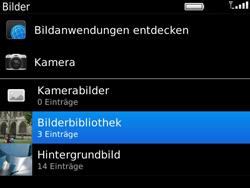 BlackBerry 9900 Bold Touch - MMS - Erstellen und senden - Schritt 11