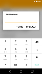 LG LG X Screen - sms - handmatig instellen - stap 9
